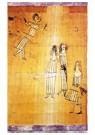 Paul Klee (1879-1940)  -  Scene among Girls, 1923 - Postcard -  A116805-1