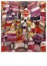 Paul Klee (1879-1940)  -  Rose Garden, 1920 - Postcard -  A118568-1