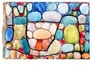 Paul Klee (1879-1940)  -  Treasure above Ground, 1935 - Postcard -  A118890-1