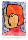 Paul Klee (1879-1940)  -  Pretender, 1939 - Postcard -  A122781-1
