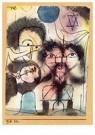 Paul Klee (1879-1940)  -  Demons, 1918 - Postcard -  A123544-1