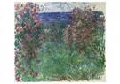 Claude Monet (1840-1926)  -  La Maison Dans Les Roses - Postcard -  A13451-1