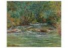 Claude Monet (1840-1926)  -  La Rivière De L'Epte À Giverny - Postcard -  A13454-1