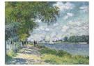 Claude Monet (1840-1926)  -  La Seine À Argenteuil - Postcard -  A13460-1