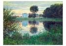 Claude Monet (1840-1926)  -  L'Arbre En Boule, Argenteuil - Postcard -  A13463-1