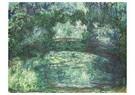 Claude Monet (1840-1926)  -  Le Pont Japonais - Postcard -  A13464-1