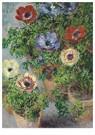 Claude Monet (1840-1926)  -  Anémones En Pot - Postcard -  A13466-1