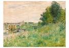 Claude Monet (1840-1926)  -  Les Bords De La Seine Au Pont D'Argenteuil - Postcard -  A13469-1