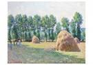 Claude Monet (1840-1926)  -  Les Meules À Giverny - Postcard -  A13472-1