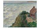 Claude Monet (1840-1926)  -  Maison De Pêcheur Au Petit Ailly - Postcard -  A13481-1