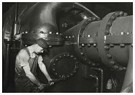 Lewis Hine(1874-1940)  -  Steamfitter (Work Portrait) - Postcard -  A16756-1