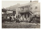 Lewis Hine(1874-1940)  -  Cottage Street Hovels, East Hampton, Ma - Postcard -  A16761-1
