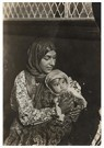 Lewis Hine(1874-1940)  -  Ellis Island (Mother And Child) - Postcard -  A16778-1