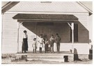 Lewis Hine(1874-1940)  -  Five Pupils Present At School #6, Dist. 3, Fort Morgan, Colo - Postcard -  A16783-1