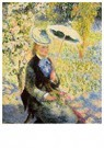 Auguste Renoir (1841-1919)  -  The Umbrella - Postcard -  A20060-1