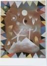 Paul Klee (1879-1940)  -  Uber Bergshohen - Postcard -  A2054-1