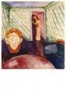Edvard Munch (1863-1944)  -  Jealousy, 1907 - Postcard -  A28263-1
