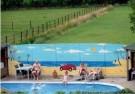 Marcel van den Bergh  -  Privezwembad - Postcard -  C11700-1