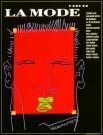 Tony Viramontes (1956-1988)  -  La Mode - Postcard -  PS229-1
