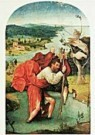 Jheronimus Bosch (1450-1516)  -  J. Bosch/De heilige Christpher - Postcard -  PS996-1