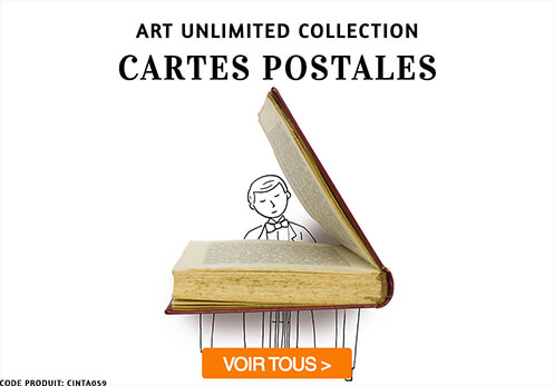 art unlimited cartes postales