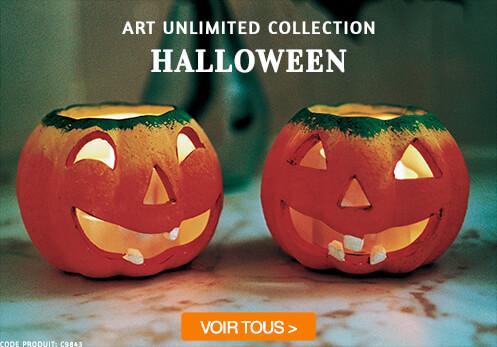 halloween cartes postales